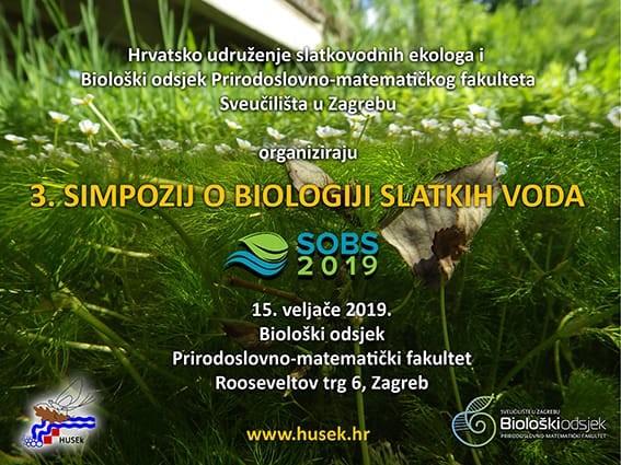 3rd Symposium on Freshwater Biology